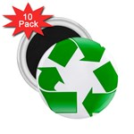 Recycle sign 2.25  Magnet (10 pack)