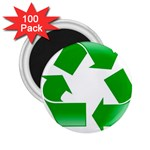 Recycle sign 2.25  Magnet (100 pack)