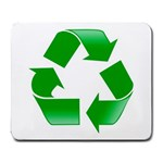 Recycle sign Large Mousepad