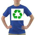 Recycle sign Dark T-Shirt