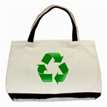 Recycle sign Classic Tote Bag