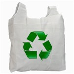 Recycle sign Recycle Bag (One Side)