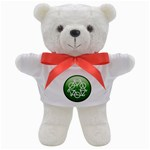 Green recycle symbol Teddy Bear