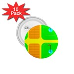 Golf Course 1.75  Button (10 pack)