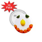 Fruit smile 1.75  Button (10 pack)