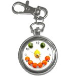 Fruit smile Key Chain Watch