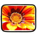 Annual Zinnia Flower   Netbook Case (Large)