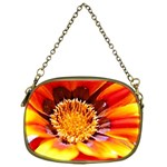 Annual Zinnia Flower   Cosmetic Bag (One Side)