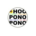 hooponopono3 Hat Clip Ball Marker (4 pack)