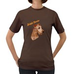 Irish Terrier Women s Dark T-Shirt
