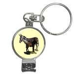 Jennyfoal Nail Clippers Key Chain