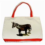 Jennyfoal Classic Tote Bag (Red)