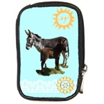 Jennyfoal Compact Camera Leather Case