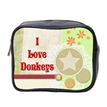 Love Donks Mini Toiletries Bag (Two Sides)