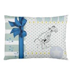 Naughty donkey Pillow Case