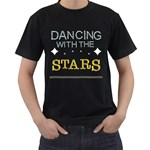 Dancing with the stars Black T-Shirt