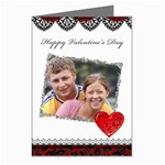 Personalised Valentines Day Cards (Pkg of 8)