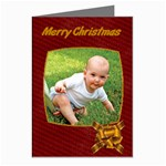 Personalised Christmas Cards (Pkg of 8)