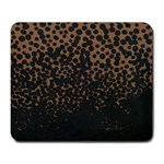 Brown Leopard Custom Large Mousepad
