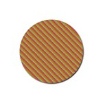 Brouhaha Custom Rubber Round Coaster (4 pack)