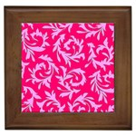 Pink Dream Custom Framed Tile