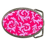 Pink Dream Custom Belt Buckle