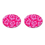 Pink Dream Custom Cufflinks (Oval)