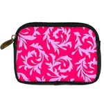Pink Dream Custom Digital Camera Leather Case