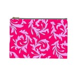 Pink Dream Custom Cosmetic Bag (Large)