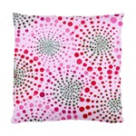 Pink Fireworks Custom Cushion Case (Two Sides)