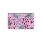 Pink Fireworks Custom Cosmetic Bag (Small)