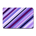 Purple Candy Cane Custom Small Doormat