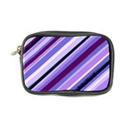 Purple Candy Cane Custom Coin Purse