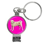 BP Yellow Labrador Retriever Dog Gifts Nail Clippers Key Chain