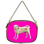 BP Yellow Labrador Retriever Dog Gifts Chain Purse (Two Sides)