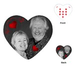 personalized-heart-playing-cards Playing Cards (Heart)