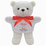 1st (customized for you) Teddy Bear