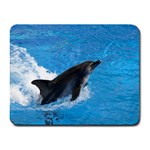 Swimming Dolphin Small Mousepad