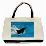 Swimming Dolphin Classic Tote Bag