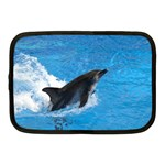 Swimming Dolphin Netbook Case (Medium)