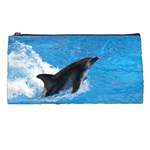 Swimming Dolphin Pencil Case