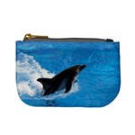 Swimming Dolphin Mini Coin Purse