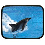 Swimming Dolphin Netbook Case (XXL)