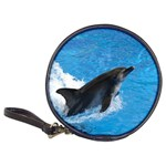 Swimming Dolphin Classic 20-CD Wallet