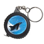 Swimming Dolphin Measuring Tape