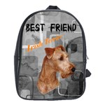 Irish Terrier School Bag (Large)