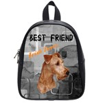 Irish Terrier School Bag (Small)
