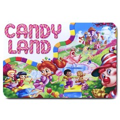CANDYLAND MAT Large Doormat from ArtsNow.com 30 x20  Door Mat