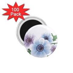 Flower028 1.75  Magnet (100 pack)  from ArtsNow.com Front