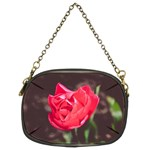 Red flower Chain Purse (Two Sides)